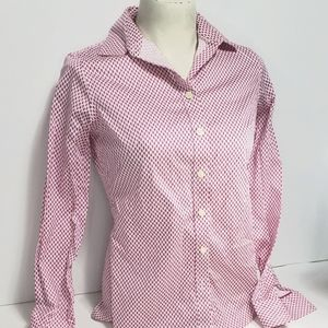 Banana Republic Button Up Collared Blouse